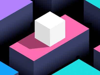 Cube jump online