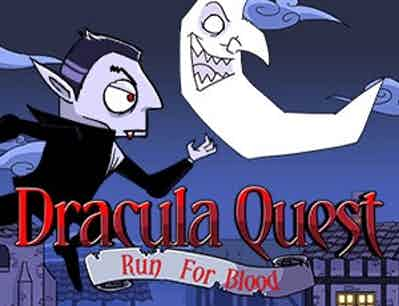 Dracula quest  run for blood