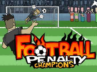 Football penalty champions