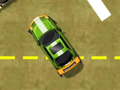Frolic car parking