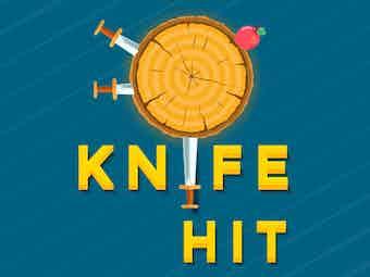 Knife hit game