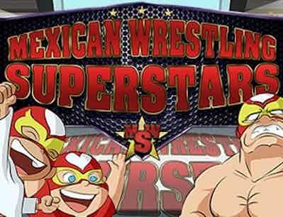 Mexican wrestler superstars