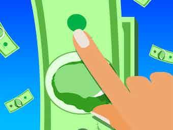 Money clicker