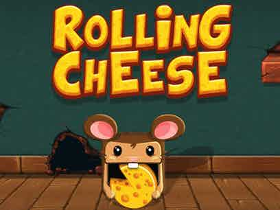 Rolling cheese 1