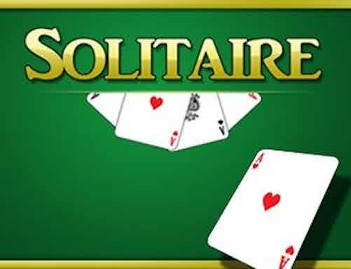 Play Solitaire Deluxe Online On Mobile Free At Gamesdeedee Com