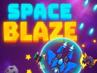Space blaze 1