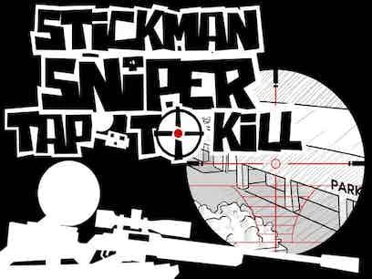 Stickman sniper tap to kill