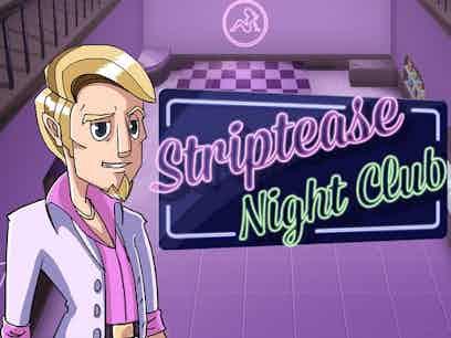 Striptease nightclub manager
