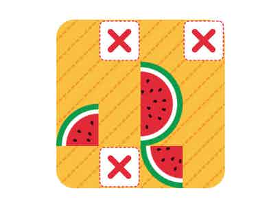Watermelon unlimited puzzle